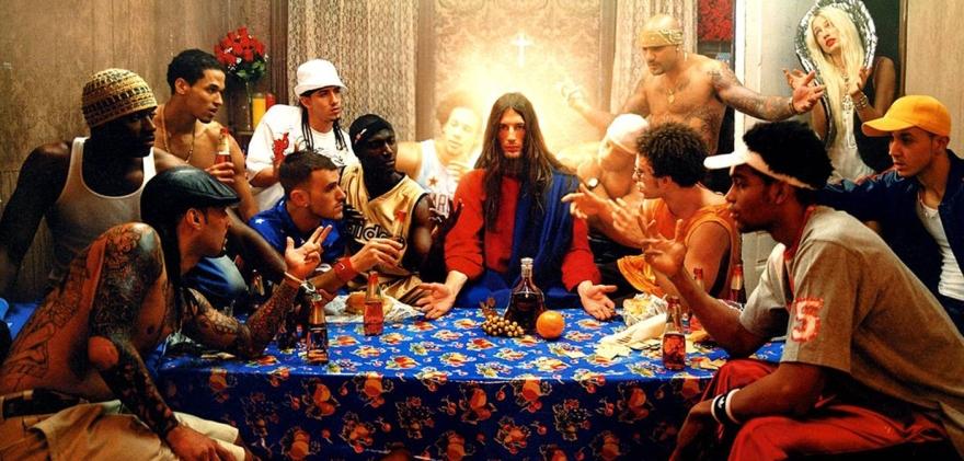 ultima-cena-david-la-Chapelle